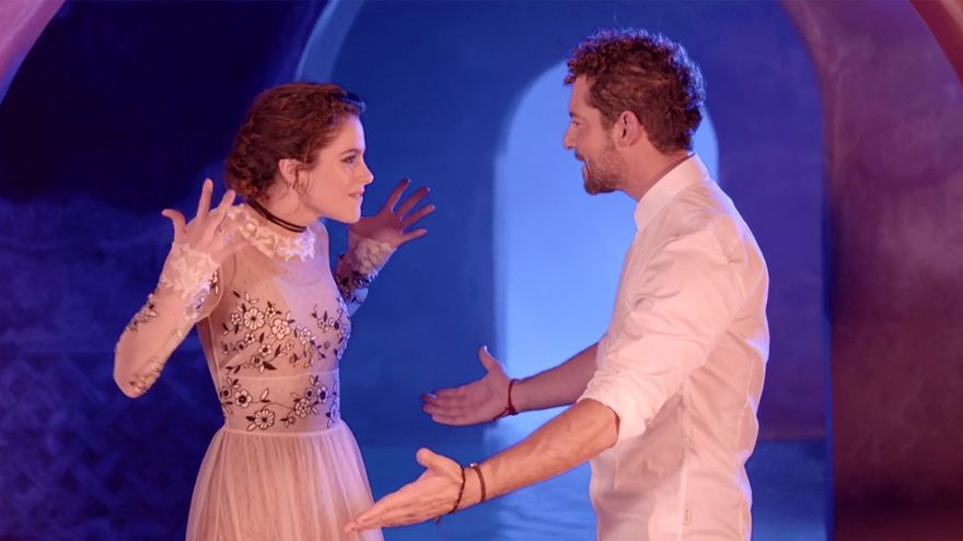 La Canción Y El Videoclip De David Bisbal Para Tadeo Jones 2