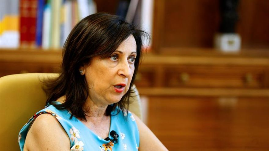 Robles pide que los independentistas participen en la comisión sobre Cataluña