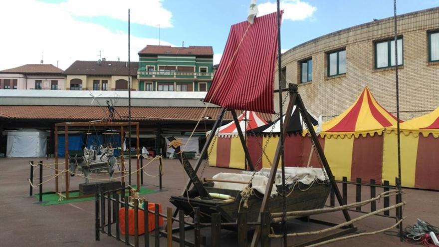 Se iniciará el jueves 17 coincidiendo con la inauguración del mercado pirata.
