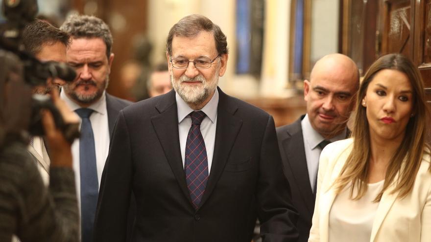 Rajoy al PNV: está bien la distensión política en Cataluña, pero  lo primero es cumplir la ley