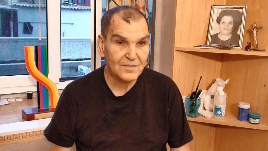 Octavio García en 2012