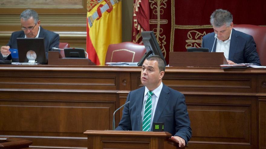 El diputado Pedro Rodríguez.