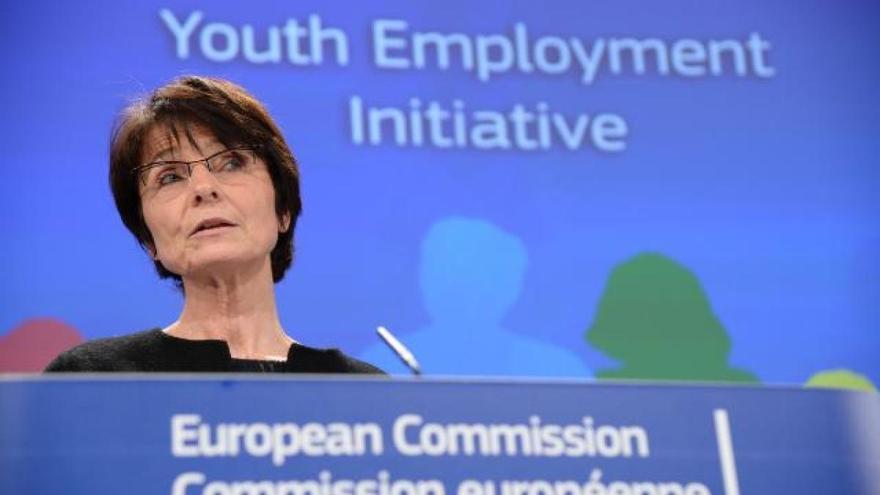 Thyssen, comisaria europea de Empleo