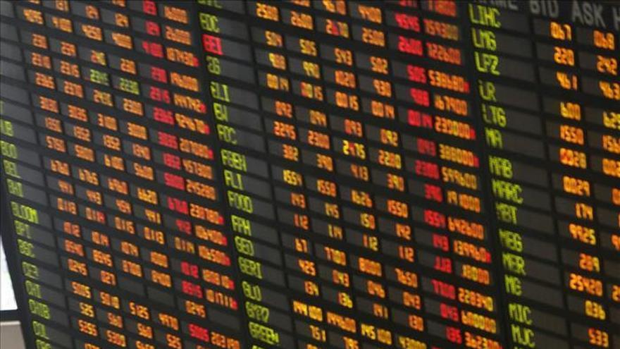 Los parqués del Sudeste Asiático abren con ganancias