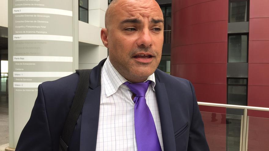 El abogado Juan Jesús González.