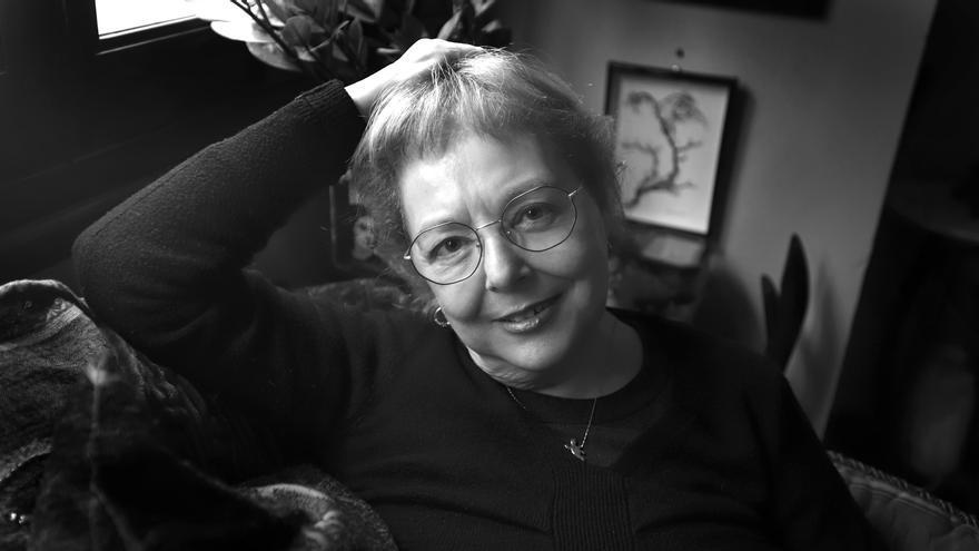 """""""Jo no vull ser escriptora! Tan sols vull escriure!"""", diu Pilar Pedraza."""