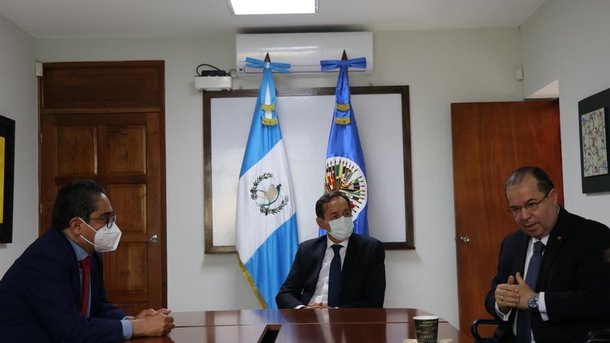 La OEA culmina misión en Guatemala marcada por el rechazo de diversos sectores