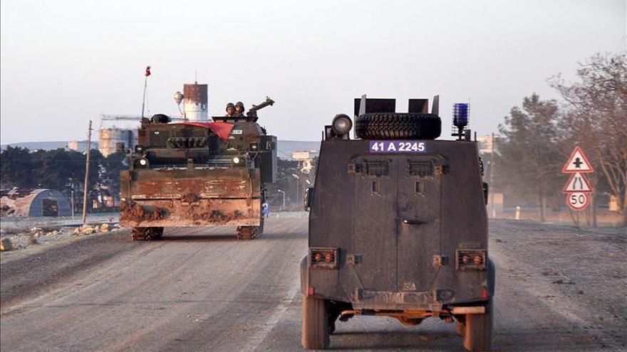 Turquía evacúa el enclave de Suleyman Sah en Siria ante el riesgo yihadista
