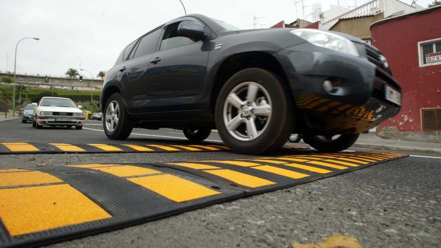 Tráfico recauda 21,5 millones de euros en tres años en multas con radares en Canarias