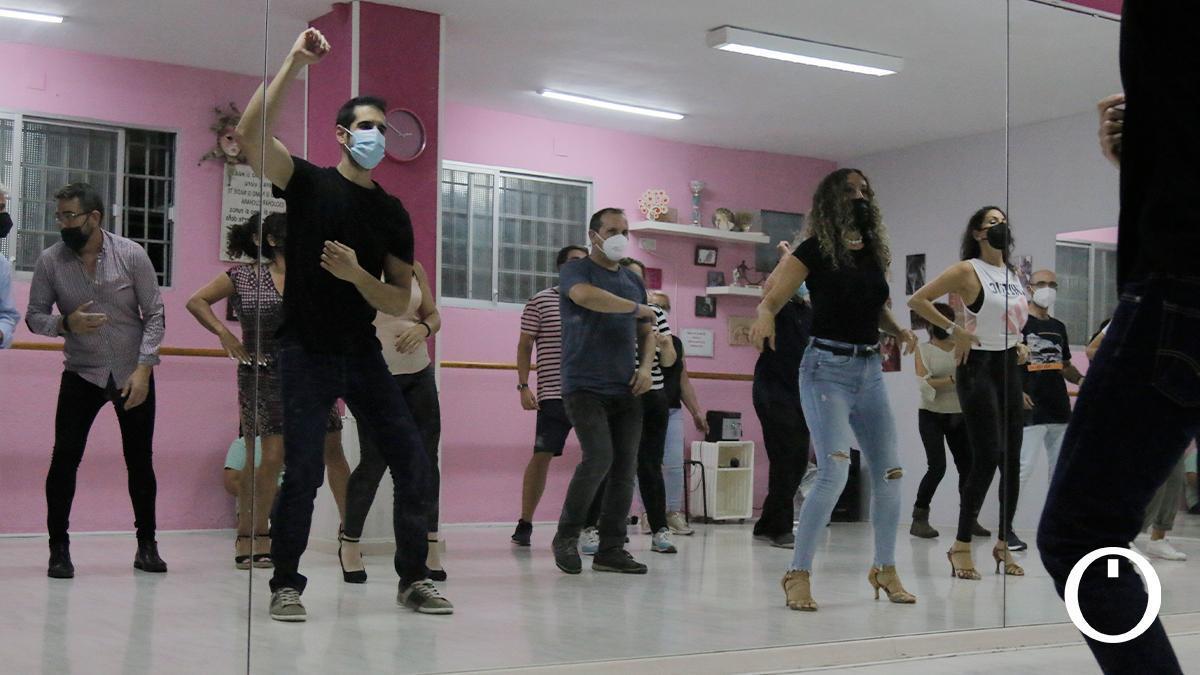 Escuela de baile 'Azúcar Negra'