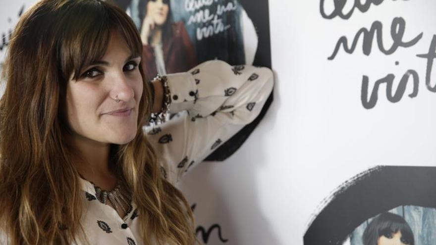 La cantante española Rozalén inicia en Lima su gira por Perú y México
