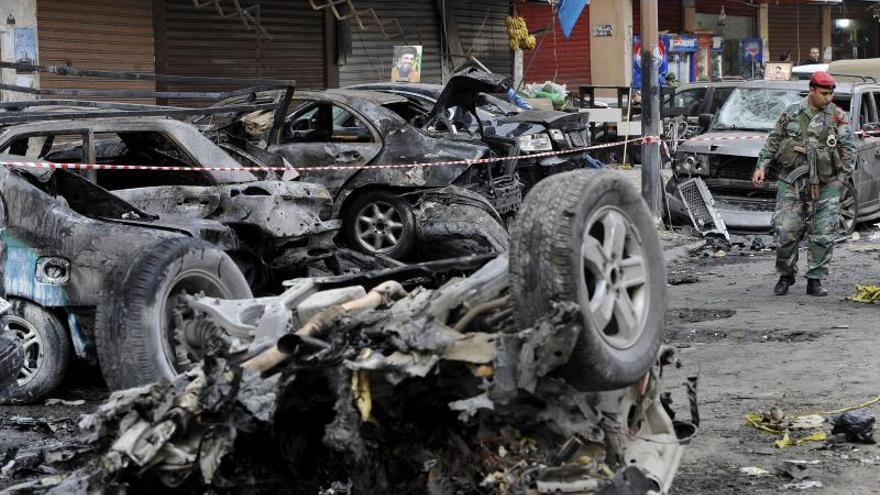 Inculpadas 13 personas en Líbano por pertenecer a organización terrorista