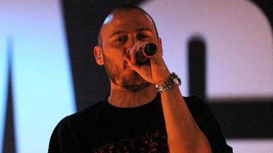 El rapero Lírico