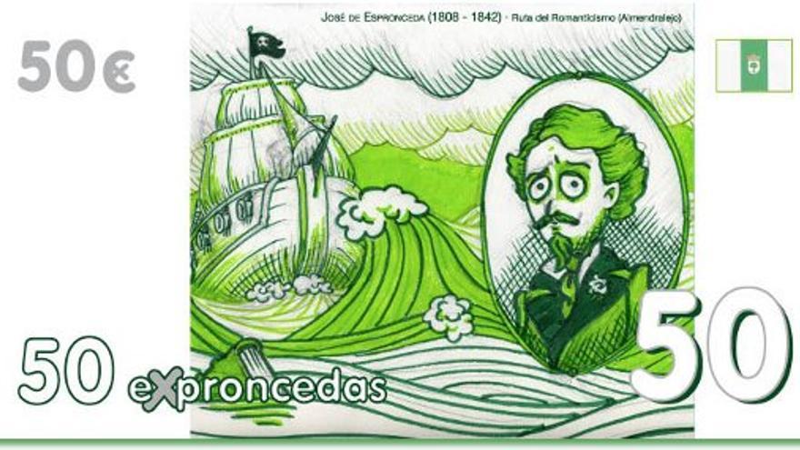 La moneda alternativa Expronceda, de Extremadura