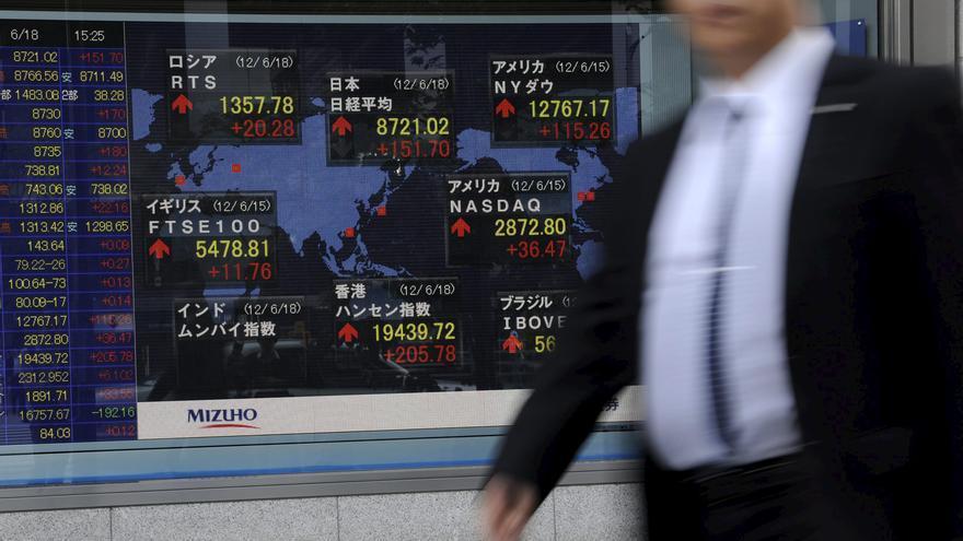 El Nikkei cae 86,07 puntos, el 0,96 %, hasta las 8.897,71 unidades