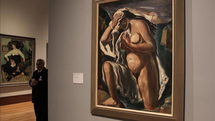 """La muestra """"Los Modernos"""" en México reúne vanguardias pictóricas del siglo XX"""