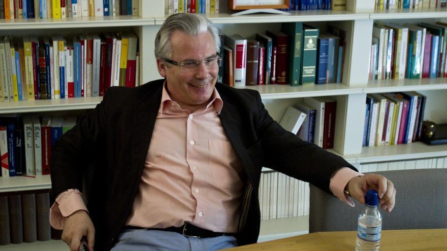 Baltasar Garzón, en abril de 2011. / AP (Gtres)