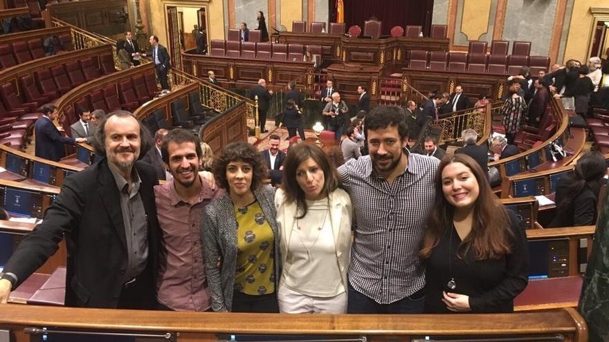En Marea ostentará dos portavocías del grupo confederal con Podemos, en las comisiones de Agricultura y de Cultura