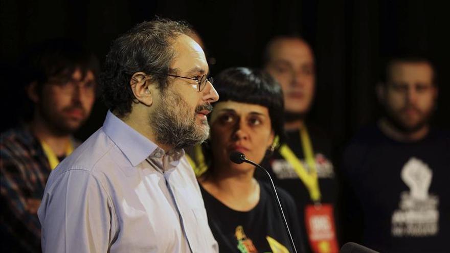 La CUP propondrá a asambleas territoriales una fórmula para pronunciarse