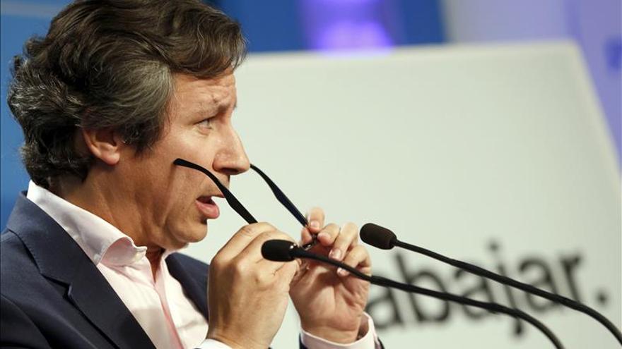 """Floriano subraya que si Rus es expulsado del PP se """"instará"""" a que deje las instituciones"""