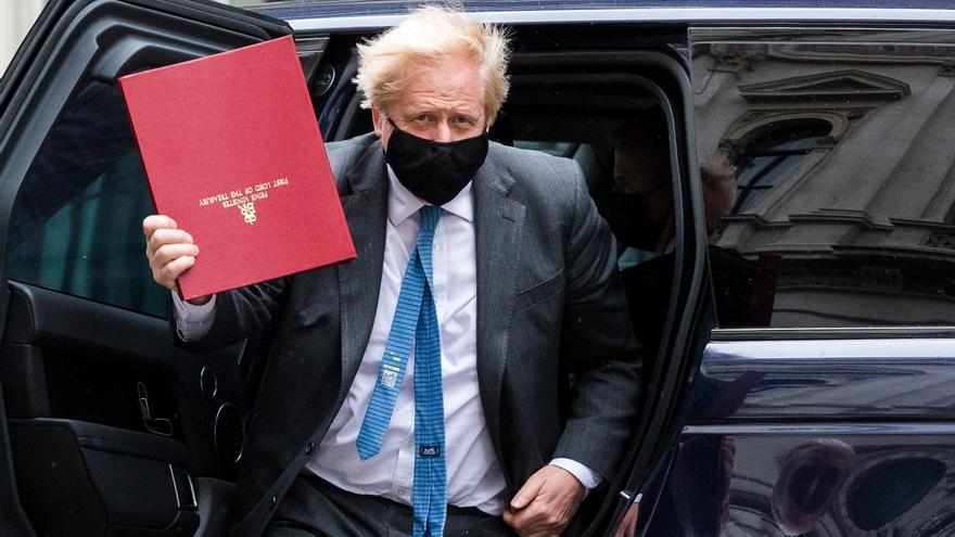 """Johnson pugna por el """"cinturón rojo"""" laborista en las municipales inglesas"""