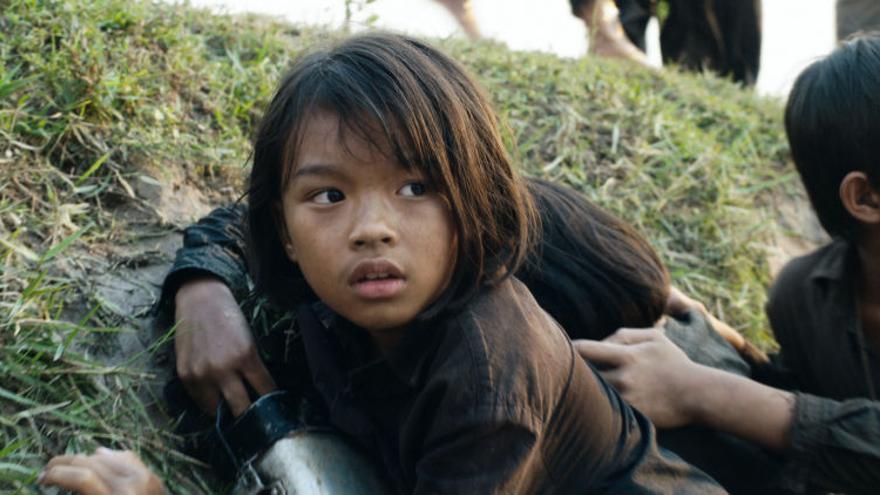 La actriz Sreymoch Sareum da vida a Luong