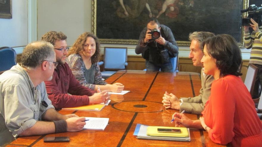 Ganemos Santander quiere un pacto para desalojar al PP de la Alcaldía