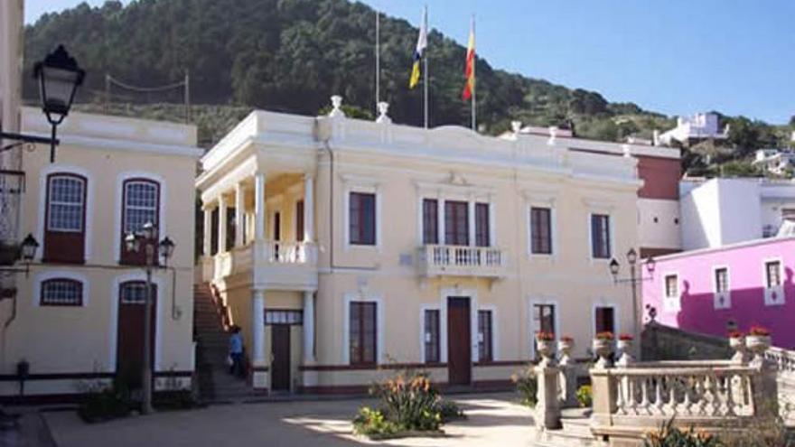 Ayuntamiento de Villa de Mazo.