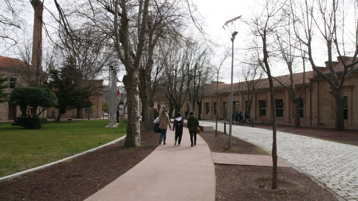 Campus de la UCLM en Toledo