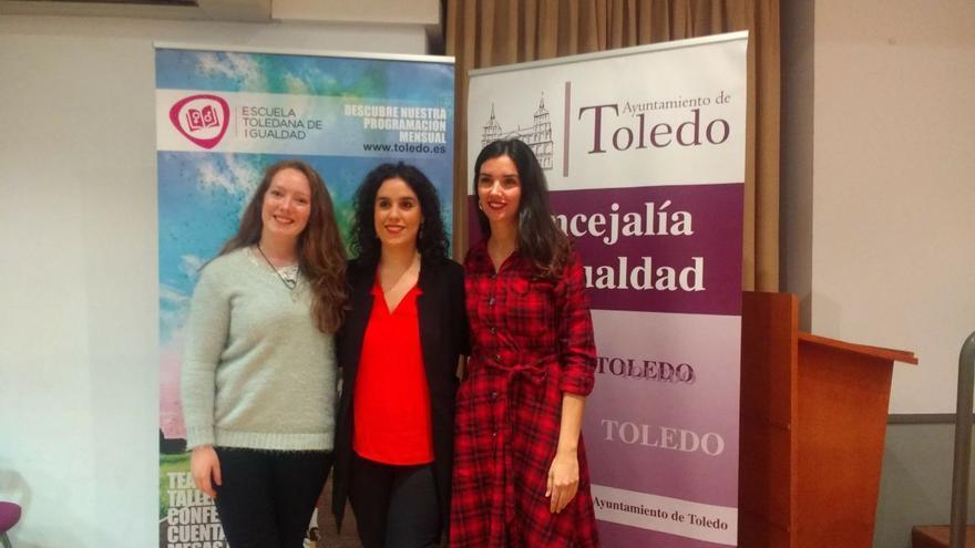 Towanda Rebels con Inés Sandoval, en Toledo
