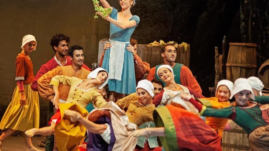 Giselle triunfa en Peralada de la mano de un debutante Ballet du Capitole