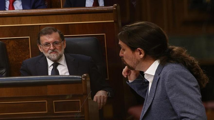 Pablo Iglesias quiere que Rajoy responda el miércoles en el Congreso por el dinero perdido del rescate bancario