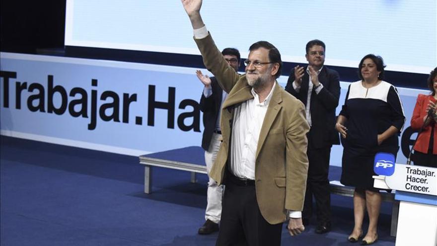 Rajoy considera posible superar las previsiones de empleo enviadas a Bruselas