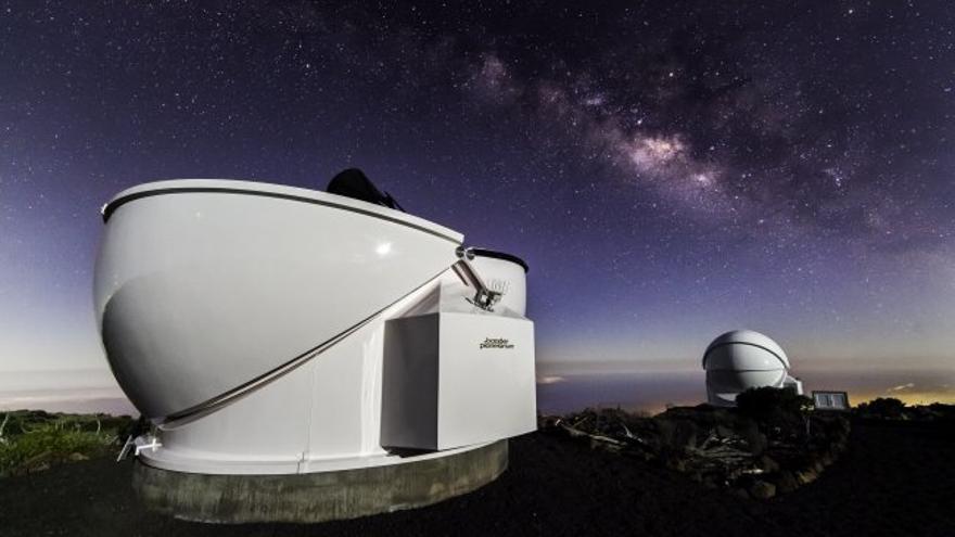 Observatorio del Teide, en la cumbre de Izaña, isla de Tenerife