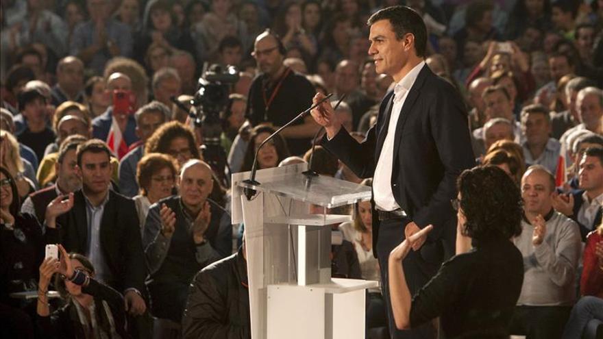 Sánchez ve posible que haya más de 20 millones de empleos en cuatro años