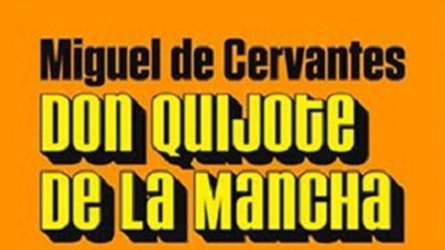 Cartel de 'Don Quijote de La Mancha' versionado al manga / Editorial La Otra H