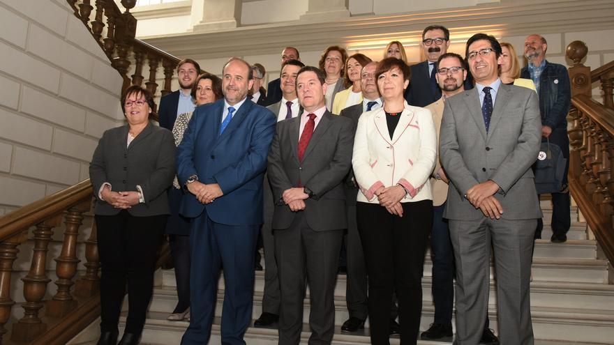 Celebración del Consejo de Gobierno en Alcázar de San Juan / JCCM