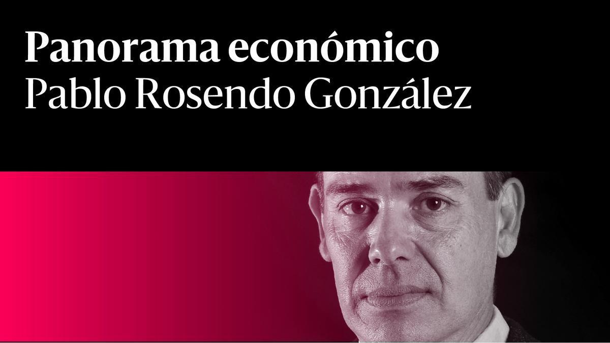 Pablo Rosendo Panorama económico rojo