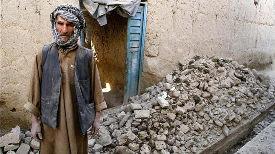 Un terremoto de 5,9 grados sacude el norte de Afganistán