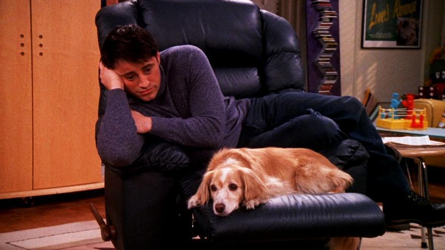 Joey en 'Friends'