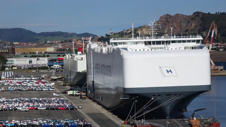 Las exportaciones de Cantabria crecen un 2,6% hasta noviembre