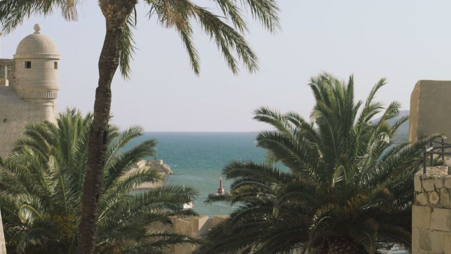 Fragmento del spot Mediterráneo en vivo