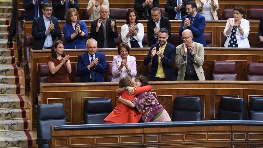 Delgado explicará su relación con Villarejo el 10 de octubre en el Congreso