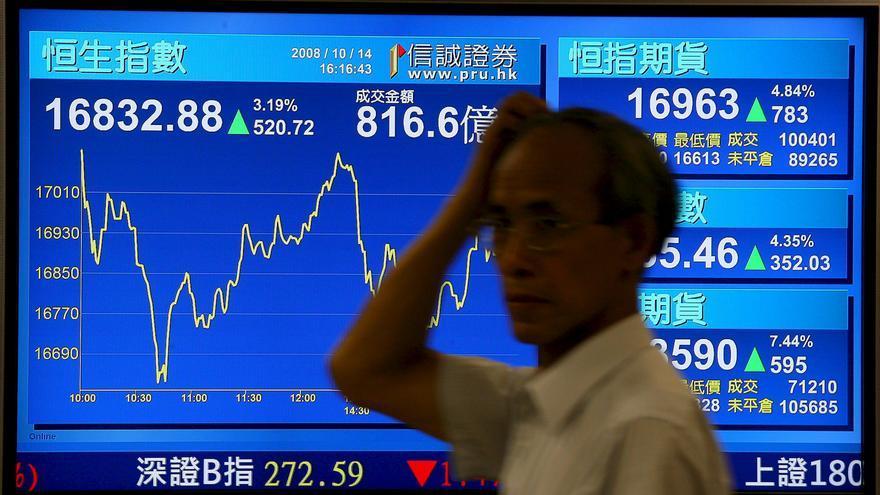 El Hang Seng baja un 0,04 % en la apertura de sesión