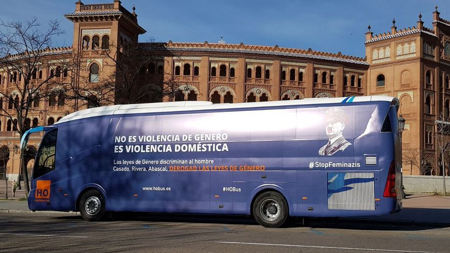El nuevo autobús de HazteOir.