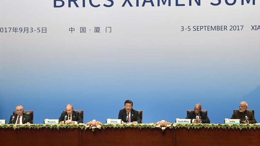Los BRICS unen sus voces contra el proteccionismo y a favor de globalización