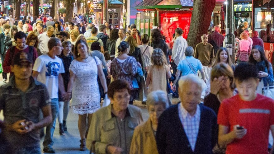 El 59% de los vascos desea que la relación entre Euskadi y España se decida en referéndum