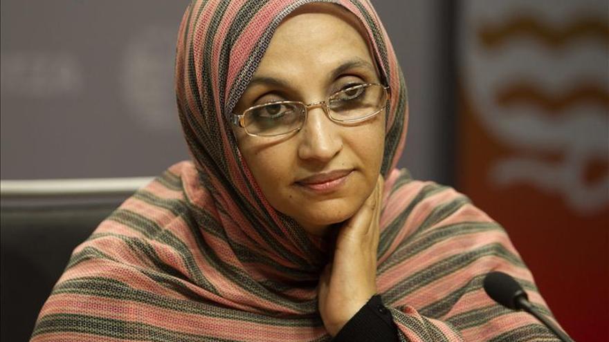 Haidar dice que la sociedad logrará que se aplique la ley en el Sahara Occidental