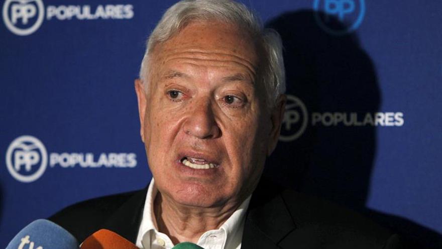 """Margallo se califica como un """"Donald Trump demócrata"""" capaz de reformar el PP"""