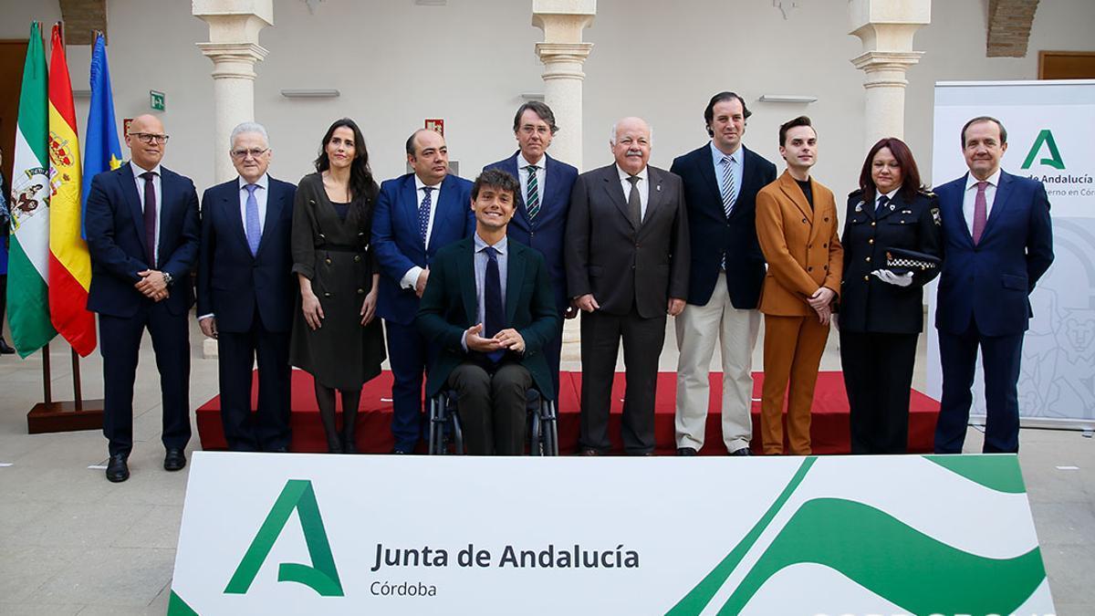 Premiados por el 28F Día de Andalucía en 2020